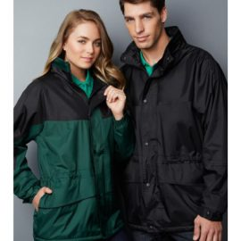The Biz Collection Unisex Trekka Jacket is a polyester outer with microfleece lining jacket.  Black or Navy.  Great jackets from Biz Collection.