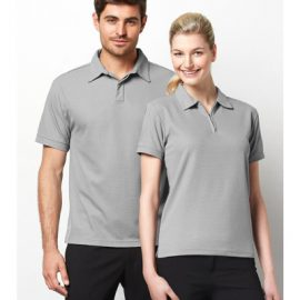 The Biz Collection Ladies Micro Waffle Polo is a BIZ COOL™ 100% Breathable Polyester polo shirt.  4 colours.  8 - 24.  Great branded biz cool polos & uniforms.