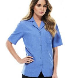 Biz Collection Ladies Plain Oasis Overblouse