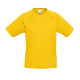 The Biz Collection Kids Sprint Tee is made from Biz Cool 100% breathable polyester. 9 colours. 4 - 16. Great branded apparel & Biz Collection Tees.