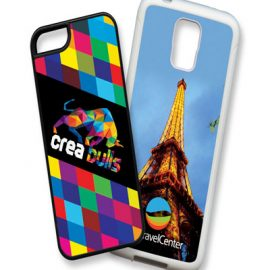 The Trends Collection Soft Touch Phone Cover Series are soft touch plastic smart phone covers. Sublimation printed. Great branded full colour phone promo products.