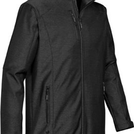 blc-2 Stormtech Mens Harbour Softshell Jacket black