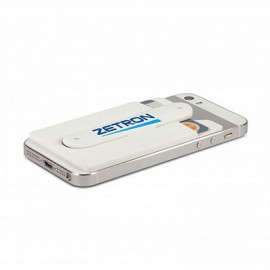 108047 Trends Collection Silicone Phone Wallet