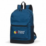 The Trends Collection Traverse Back Pack is a fashionable back pack. Adjustable padded straps and back. 2 colours. Great branded backpacks & promotional products