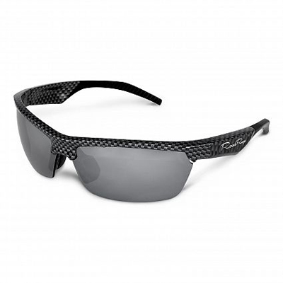 The Trends Collection Ultron Sunglasses are retail quality in a stylish carbon fibre patterned frame. UV 400 rated.  Great branded sunglasses & summer promo product.