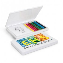 109028 Trends Collection Playtime Colouring Set
