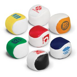 The Trends Collection Hacky Sacks for the traditional hacky sack game.  One colour print.  Great branded hacky sacks & fun summer promotional products
