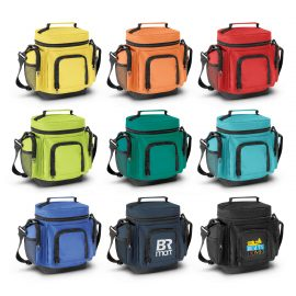 The Trends Collection Laguna Cooler Bag is a smart 6.5litre cooler bag from 600D polyester. 9 colours. Great branded cooler bags & promotional products.