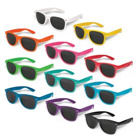 The Trends Collection Malibu Premium Sunglasses are retail quality fashion sunglasses in 11 colours.  Great branded sunglasses & summer promotional products.