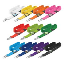 110502 Trends Collection Crest Lanyard