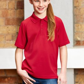 The Biz Collection Kids Sprint Polo is a BIZ COOL™ 100% Breathable Polyester polo shirt.  5 colours.  Great branded biz cool polo shirts & uniforms.