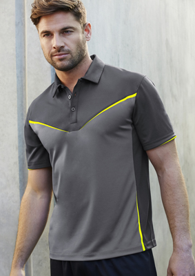 The Biz Collection Mens Victory Polo is a 100% Biz Cool Polyester Sports Interlock 155gsm polo shirt. 6 colours. Great branded polo shirts and Biz Collection uniforms.