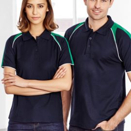 The Biz Collection Mens Triton Polo is a 50% cotton, 50% BIZ COOL™ Polyester Polo Shirt.  Modern fit.  S - 5XL. 10 Colours.  Great branded biz cool polos & uniforms.