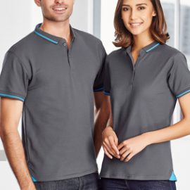 The Biz Collection Mens Jet polo is a 50% cotton, 50% BIZ COOL™ Polyester polo shirts.  5 colours.  S - 5XL.  Great branded biz cool polo shirts & uniforms.