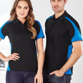 The Biz Collection Ladies Talon Polo is a 100% BIZ COOL™ Breathable Polyester polo shirt. 10 colour combos. 8 - 24. Great branded biz cool polos & uniforms.