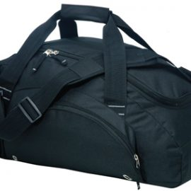 The Legend Life Motion Gym Bag is perfect for those sports and gym sessions.  Black.  Shoulder strap and handles.  Great branded sports bags & gym products.