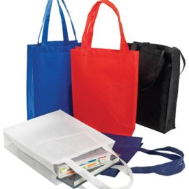 The Legend Life Large Non Woven Tote Bag is great for retailers. Overlocked seams and short carry handles. Available in 14 colours. Great branded tote bags.