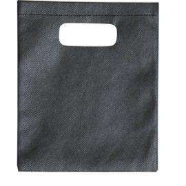 The Legend Life Small Non Woven Gift Bag ideal for gifts, presentations and accessories. Packs of 25. In Black, White, Red and Navy. Great branded gift bags & retail bags.
