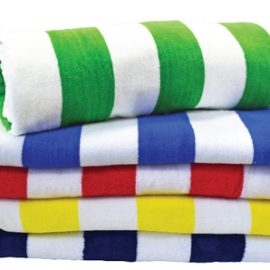 cb-10 Legend Life Striped Towel