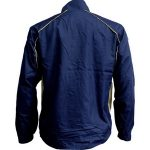 The Aurora Matchpace Jacket is a lightweight polyester jacket.  Great for sports.  Available in 6 colour combinations.  Sizes XS - 5XL.  Sports uniform jackets.