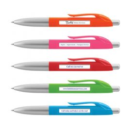 110819 Trends Collection Spin Message Pen
