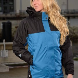 The Stormtech Womens Fusion 5 in 1 System Jacket is a highly functional 5 in 1 system jacket. 3 colours. Great branded winter jackets & uniforms.