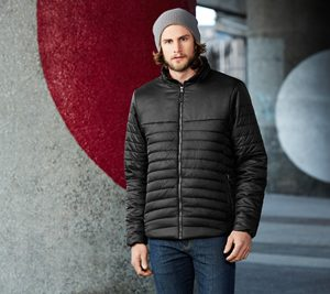 J750M Biz Collection Mens Expedition Quilted Jacket