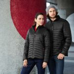 The Biz Collection Mens Expedition Quilted Jacket is a light water repellent, insulated jacket. In Black or Navy. S - 3XL, 5XL. Great branded quilted jackets & Biz Collection apparel.