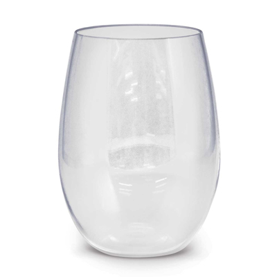 The Trends Collection Euro Tumbler is a 450ml tumbler manufactured from PET. Can be used as a wine glass. Great branded drinkware.