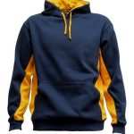 The Aurora Sports Matchpace Hoodie is a 280gsm poly/cotton pullover hoodie. Two Toned. Available in 9 colour combinations. Sizes XS - 5XL. Great branded sports hoodie.