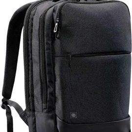 The Stormtech Yaletown Commuter Pack is a bag as city savvy as its name sake. Designed for office or school. Easy access for all your daily needs. 2 colours