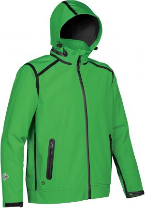 The Stormtech Mens Oasis Softshell Jacket is a performance 3 layer lightweight technical shell. In 5 colours. Great branded jackets & performance shells.