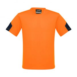 The Syzmik Hi Vis Squad T Shirt is a 145gsm, polyester hi vis tee. 2 colours. XS - 7XL. Great branded hi vis tees and workwear from Syzmik.