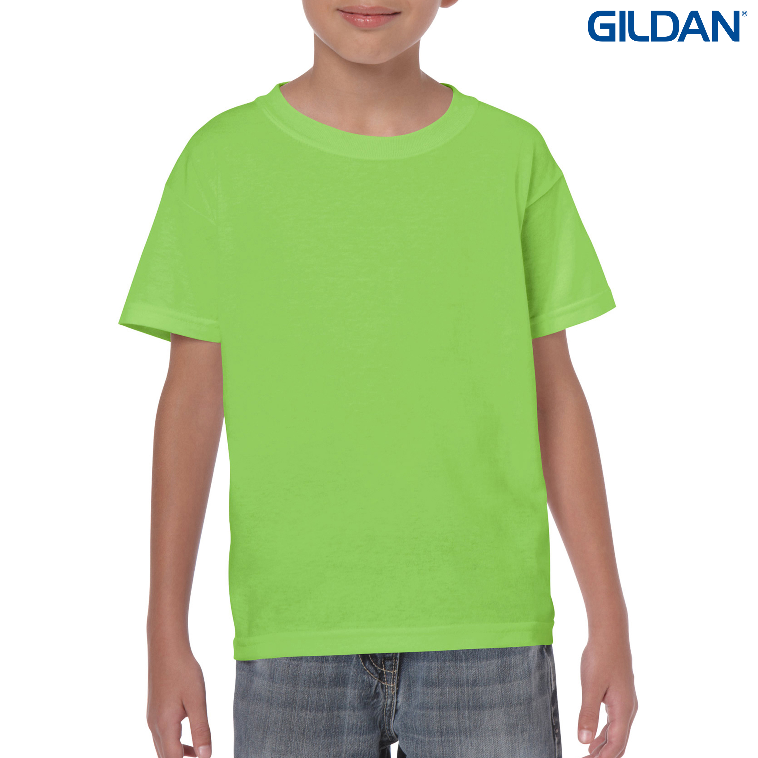 Gildan Kids Heavy Cotton Youth T-Shirt