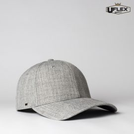 The Headwear24 U-Flex Pro Style Snap Back 6 is a 98% cotton, 6 panel cap.  14 colours.  Kids sizes available.  Great 6 panel cotton headwear.
