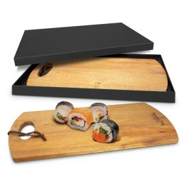 The Trends Collection Homestead Serving Board is a large serving board.  Acacia wood.  Laser Engraved.  Great corporate gifts or practical branded boards.