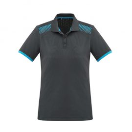The Biz Collection Galaxy Ladies Polo is a 155gsm Biz Cool polo shirt.  In 9 colours.  6 - 24.  Great branded Biz Collection polos.