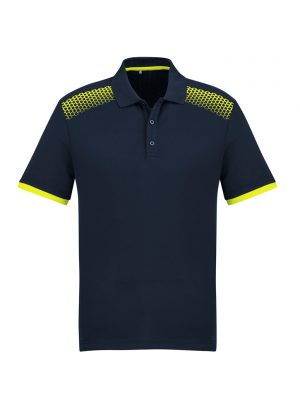 The Biz Collection Galaxy Mens Polo is a 155gsm Biz Cool polo shirt.  In 9 colours.  XS - 5XL.  Great branded Biz Collection polos.