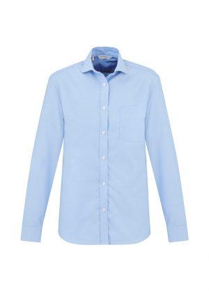 The Biz Collection Regent Mens Long Sleeve Shirt is a wrinkle resistant 100% premium cotton short sleeve shirt. 2 colours. XS- 5XL. Great work shirts.
