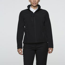 The Aussie Pacific Ladies Olympus Softshell Jacket is a 320gm 3 layer performance softshell. 8 colours. 8 -22. Great Aussie Pacific softshell jackets.