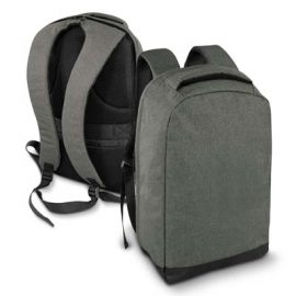 The Trends Collection Varga Anti-Theft Backpack is a security backpack with zippered rear pocket.  Great safe backpack for travel from Trends Collection.