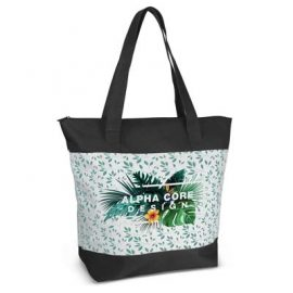 The Trends Collection Capella Tote Bag - Full Colour is a large tote bag.  Full colour sublimation printed.  Great branded tote bags from Trends Collection.