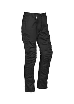 The Syzmik Mens Rugged Cooling Cargo Pants is a 240gsm cotton ripstop pant.  10 multi function pockets.  6 colours.  Great workwear from Syzmik NZ.