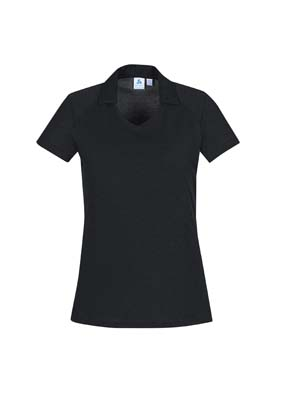 The Biz Collection Ladies Byron Polo is a 75% cotton, 25% polyester, luxe feel polo. 8 - 24. 5 colours. Great branded cotton rich polos from Biz Collection.