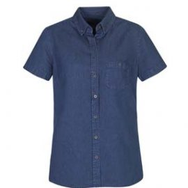 The Biz Collection Ladies Indie Short Sleeve Shirt is a 100% cotton, 160gsm short sleeve shirt. 3 colours. 6 - 20. Great work shirts from Biz Collection.