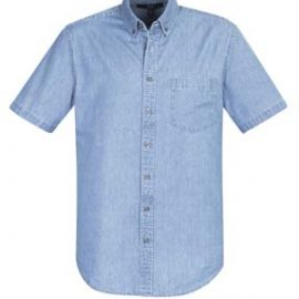 The Biz Collection Mens Indie Short Sleeve Shirt is a 100% cotton, 160gsm long sleeve shirt. 3 colours. XS - 3XL. Great work shirts from Biz Collection.