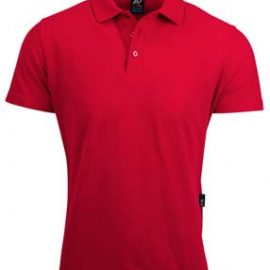 The Aussie Pacific Ladies Hunter Polo is a 210gsm, driwear polo.  6 - 26.  17 colours.  Ladies & Kids too.  Great branded poly/cotton polos from Aussie Pacific.