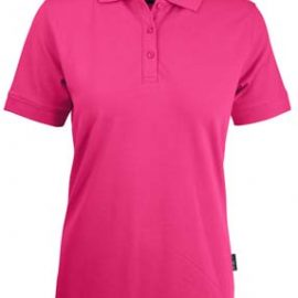 The Aussie Pacific Ladies Claremont Polo is a 200gsm, 95% cotton polo.  12 colours.  6 - 26.  Mens available.  Great branded cotton polos from Aussie Pacific.