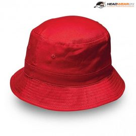 The Headwear24 Bucket Hat is a 185gsm brushed cotton twill bucket hat.  4 sizes.  9 colours.  Great branded or unbranded bucket hats for all ages.