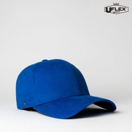 The UFLEX Adult Pro Style Fitted Curved Peak Cap is a fitted, curved peak cap.  7 colours.  3 sizes.  Great branded curved peak caps from UFLEX.
